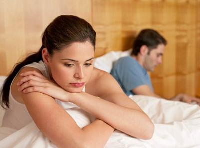 Физиологическая неспособность женщины к оргазму